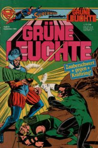 Grüne Leuchte -Heft 09- 1980 - Comic