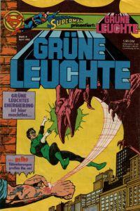 Grüne Leuchte -Heft 04- 1982 - Comic