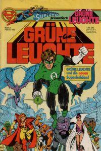 Grüne Leuchte -Heft 02- 1982 - Comic