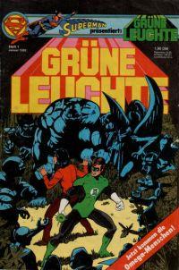 Grüne Leuchte -Heft 01- 1982 - Comic