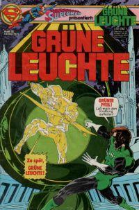 Grüne Leuchte -Heft 10- 1979 - Comic