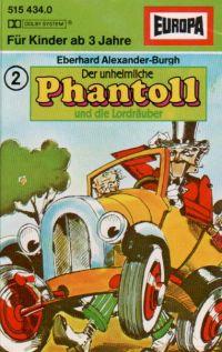 Unheimliche Phantoll, Der - Folge 2 - MC