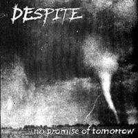 Despite ‎– No Promise Of Tomorrow - LP