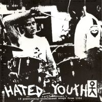 Hated Youth / Roach Motel - split LP
