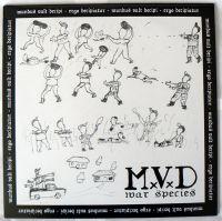 M.V.D. - war species - LP
