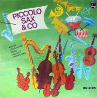 Piccolo Sax & Co - Kleine Geschichte Eines Grossen Orchesters - LP