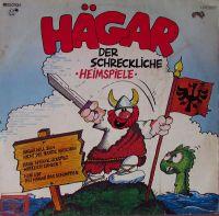 Hägar Der Schreckliche - Heimspiele - LP