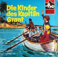 Kinder des Kapitän Grant, Die - LP