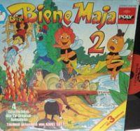 Biene Maja - (2) Willi bei den Ameisen - LP