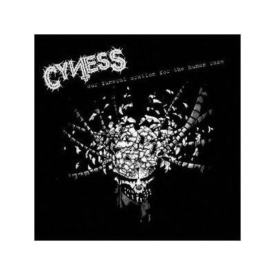 Cyness ‎– Our Funeral Oration For The Human Race - LP