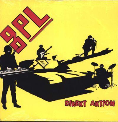 Guyana Punch Line - Direkt Aktion - LP