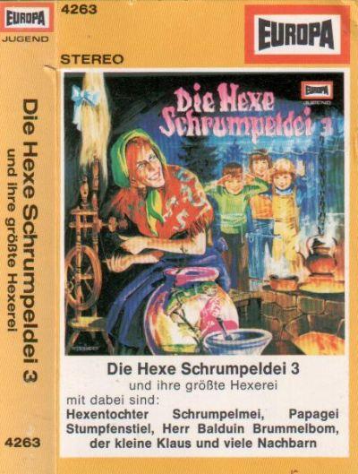 Hexe Schrupeldei, die -3- und ihre größten Hexerei - MC