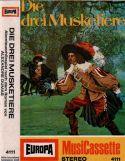 Drei Musketiere - Europa 4111 - MC