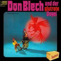 Augsburger Puppenkiste - Don Blech und der glutrote Vogel - LP