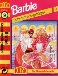 Barbie -09- Schmetterlingsflügel - Kiosk - MC