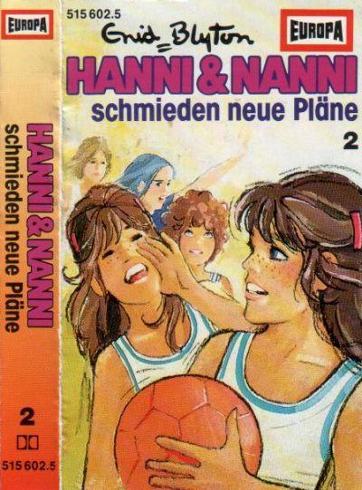 Hanni und Nanni -02- schmieden neue Pläne - MC