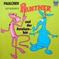 Paulchen, der rosarote Panther - Paulchen und der Ameisenbär