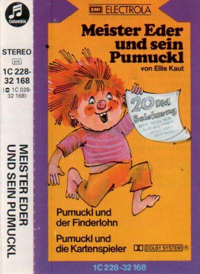 Meister Eder und sein Pumuckl - und der Finderlohn / und die Kartenspieler - MC