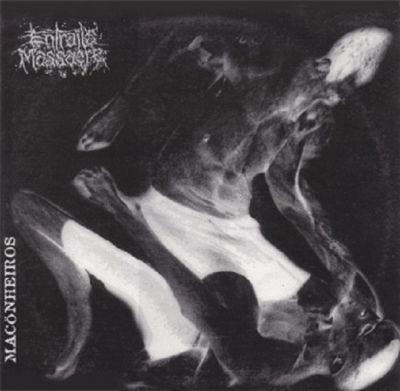 Entrails Massacre / Subcut - split LP