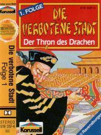 Verbotene Stadt, Die - 1 - Der Thron des Drachen - MC