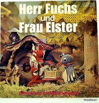 Herr Fuchs und Frau Elster - LP