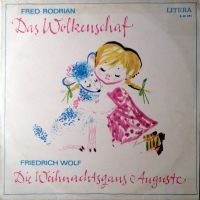 Wolkenschaf, Das / Die Weihnachtsgans Auguste - LP