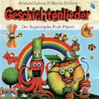 Geschichtenlieder - Der Regentropfen Paule Platsch - CD