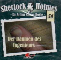 Sherlock Holmes -56- Der Daumen des Ingeneurs - CD