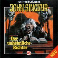 John Sinclair -23- Der unheimliche Richter - CD