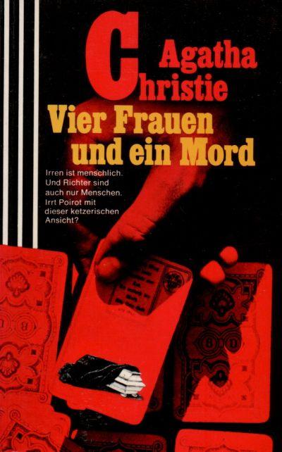 Agatha Christie - Vier Frauen und ein Mord - Buch