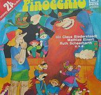 Pinocchio - Doppel LP