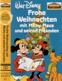 Micky Maus - Frohe Weihnachten mit Micky Maus und seinen Freunden - MC