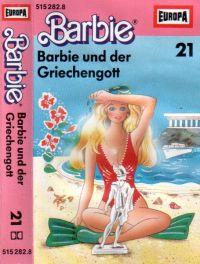 Barbie -21- und der Griechengott