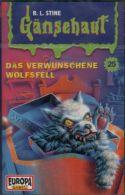 Gänsehaut -25- Das verwunschene Wolfsfell - MC