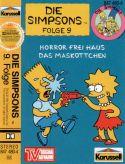Simpsons, Die -9- Horro Frei Haus / Das Maskottchen - MC
