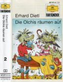 Olchis -2- Die Olchis räumen auf - MC