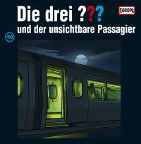Drei ???, Die -189- und der unsichtbare Passagier - LP