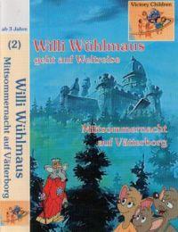 Willi Wühlmaus geht auf Weltreise -2- Mittsommernacht auf Vätterborg - MC