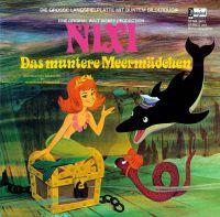 Nixi – Das muntere Meermädchen - LP