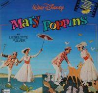 Mary Poppins, mit Lieselotte Pulver (Neuausgabe) (Klappcover)