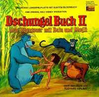 Dschungel Buch 2 (Klappcover)