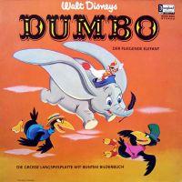 Dumbo der fliegende Elefant (Klappcover)