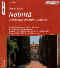 Donna Leon - Nobilta - MC