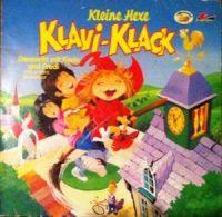 Kleine Hexe Klavi-Klack - Besenritt Mit Karin Und Fredi - LP