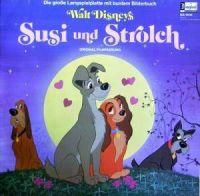 Susi und Strolch - Walt Disneys - LP