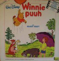 Winnie Puuh - Walt Disney - LP