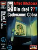 Drei ???, Die - 116 - Codename: Cobra - MC