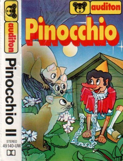 Pinocchio 2 - auditon - MC