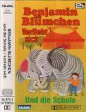 Benjamin Blümchen - Verliebt sich / Und die Schule - MC