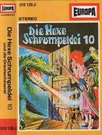 Hexe Schrumpeldei -10- und die Drachenhexerei - MC